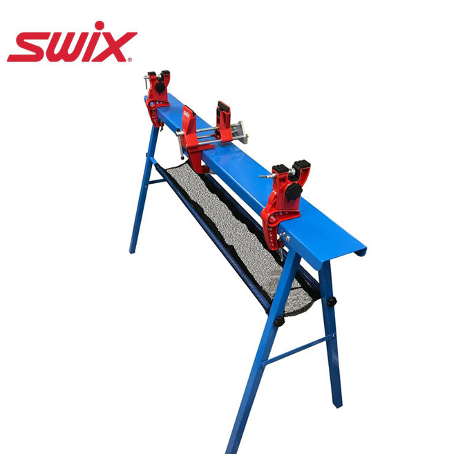 SWIX(スウィックス)VISES パウダーバイス T0147N & HOP! 軽量コンパクト チューニングスタンド HOPCS1  特別セット【チューンナップ用品 】【お手入れ・メンテナンス用品】