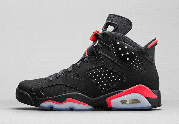 NIKE AIR JORDAN 6 RE Black Infrared 23 ナイキ エア ジョーダン6