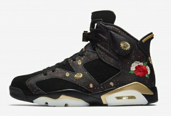 "【harusport_d19】NIKE AIR JORDAN 6 RETRO ""CHINESE NEW YEAR"" ナイキ スニーカー エアジョーダン"