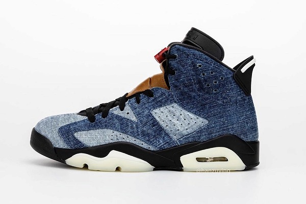NIKE AIR JORDAN RETRO 6 (WASHED DENIM)☆第4弾入荷!