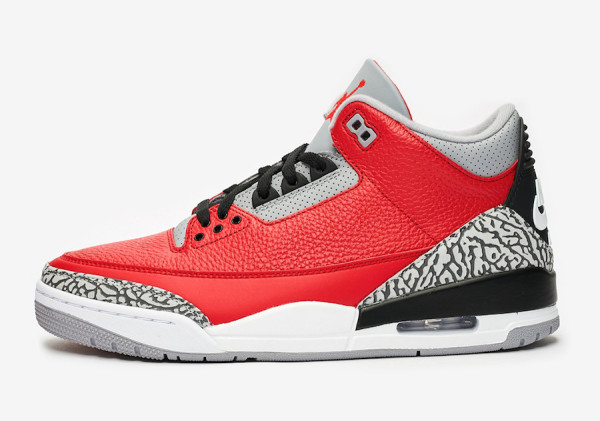 NIKE AIR JORDAN 3 SE(Red Cement)