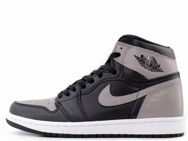 NIKE AIR JORDAN 1 RE HI OG 'Shadow'2018