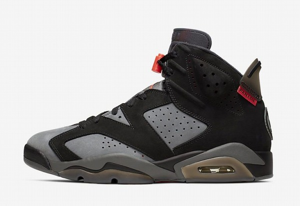 NIKE AIR JORDAN 6 'PSG'Paris Saint Germain