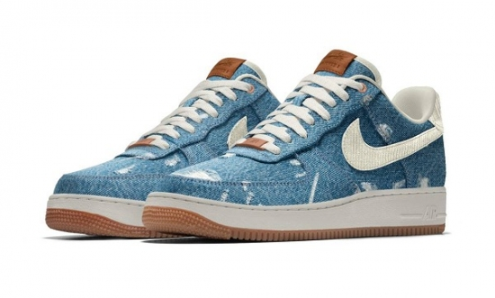NIKE x Levi's AIR FORCE 1LOW  NIKE BY YOU