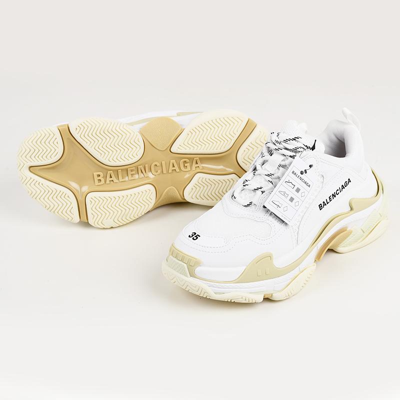 BALENCIAGA バレンシアガ レディース TRIPLE セール商品 S トリプルS イタリア正規品 W2CA1 524036 新品 激安卸販売新品 靴 9000