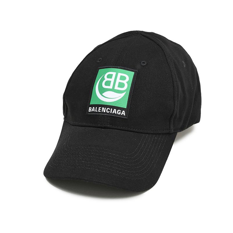 BALENCIAGA バレンシアガ ロゴキャップ 帽子 イタリア正規品 593188 410B2 1000 新品