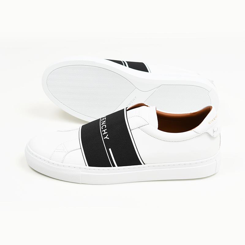 GIVENCHY ジバンシィ メンズ ストリート エラスティック スニーカー靴 イタリア正規品 BH002SH0L0 新品