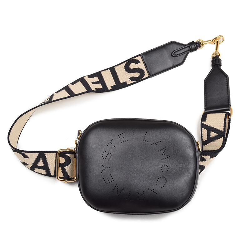 Stella McCartney ステラマッカートニー BUM BAG ウエストバッグ 557903 W9923 1000 イタリア正規品 新品