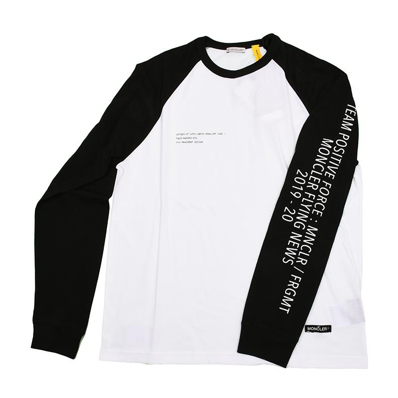 MONCLER GENIUS モンクレール ジーニアス 長袖Tシャツ イタリア正規品 新品