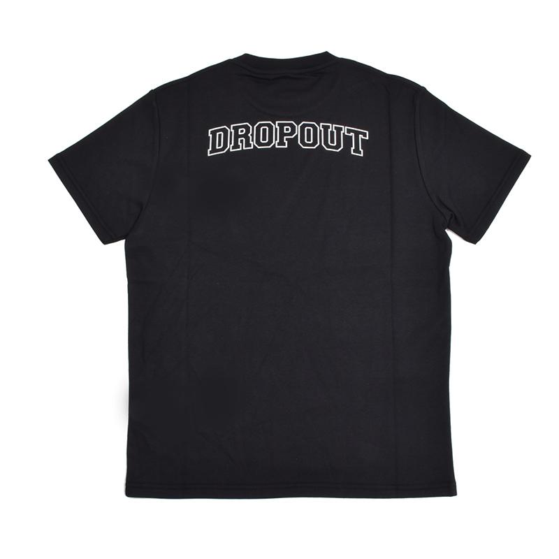 ALYX アリクス ブラック半袖Tシャツ DROP OUT イタリア正規品 新品