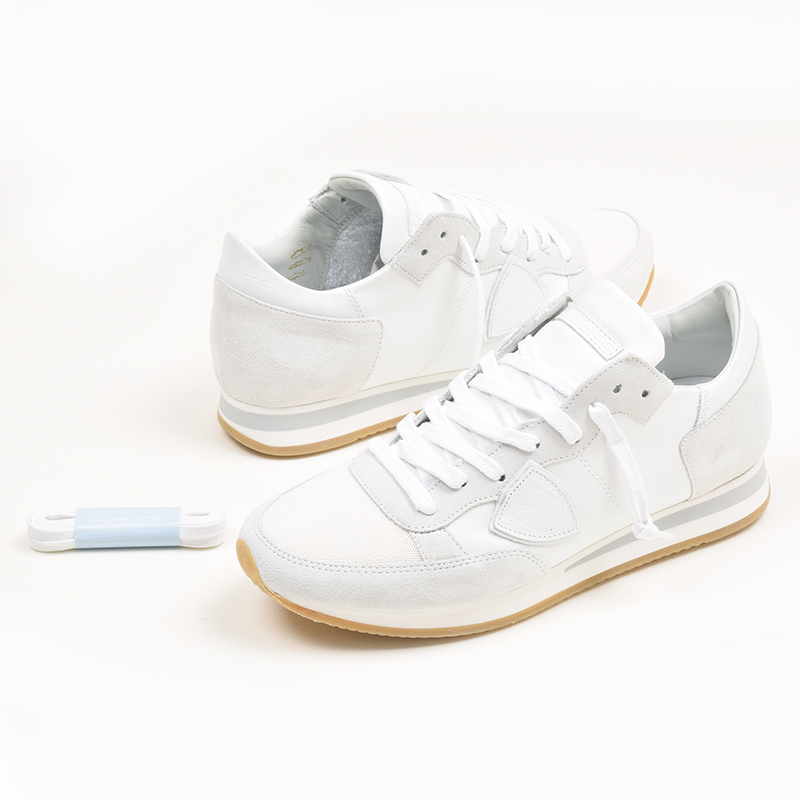 PHILIPPE MODEL PARIS フィリップモデル メンズ Tropez スニーカー 靴 イタリア正規品 TRLU 5001 新品