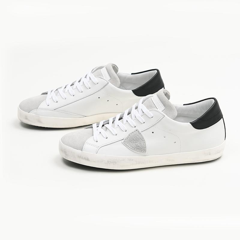 PHILIPPE MODEL PARIS フィリップモデル 正規逆輸入品 メンズ グレースニーカー 新品 靴 イタリア正規品 1003 CLLU 年末年始大決算