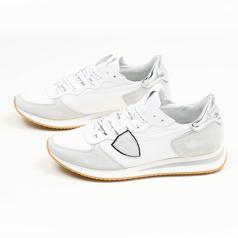 PHILIPPE MODEL PARIS フィリップモデル メンズ スニーカー 靴 イタリア正規品 TZLU WB03 新品