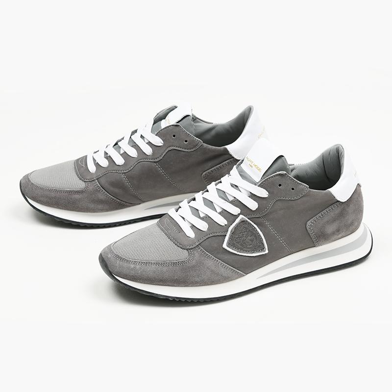 PHILIPPE MODEL PARIS フィリップモデル メンズ TRPX スニーカー 靴 イタリア正規品 TZLU XV04 新品