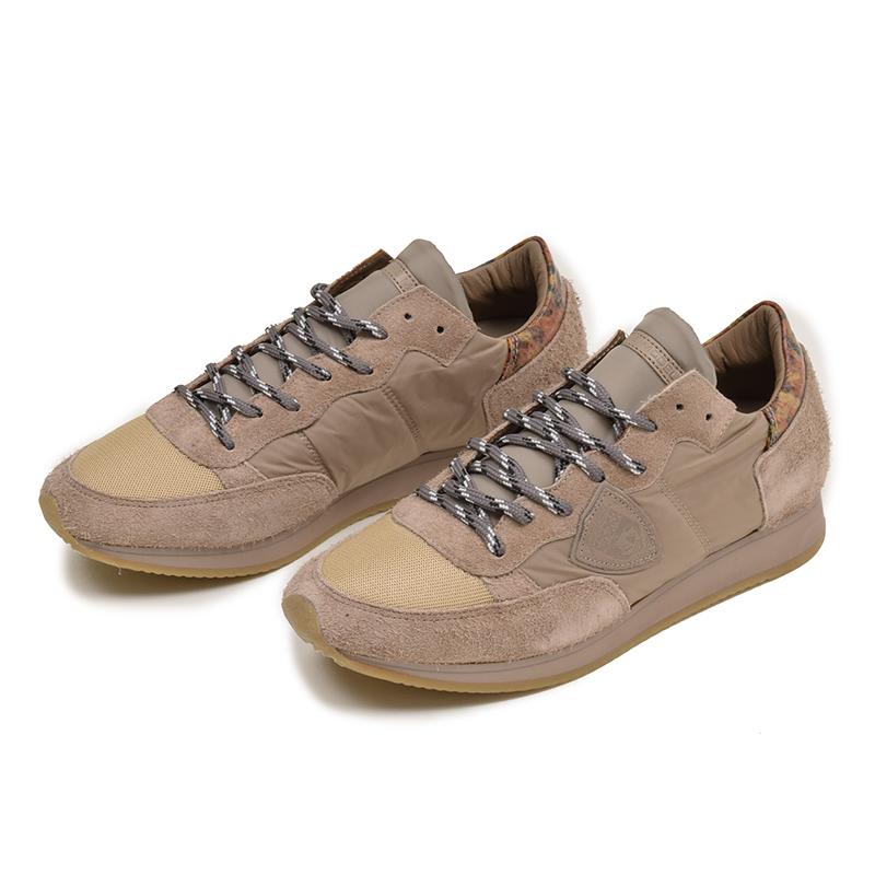 PHILIPPE MODEL PARIS フィリップモデル メンズ Tropez スニーカー 靴 イタリア正規品 TRLU IX05 新品