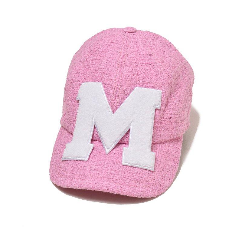 MSGM エムエスジーエム ピンクキャップ 帽子 イタリア正規品 新品 2541MDL02