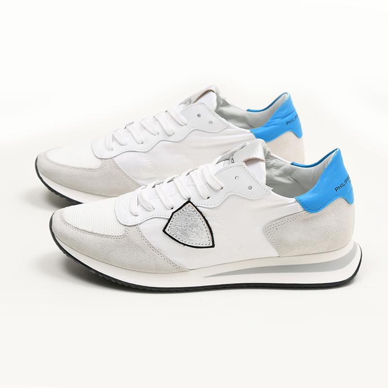 PHILIPPE MODEL PARIS フィリップモデル メンズ スニーカー 靴 イタリア正規品 TZLU WF21 新品
