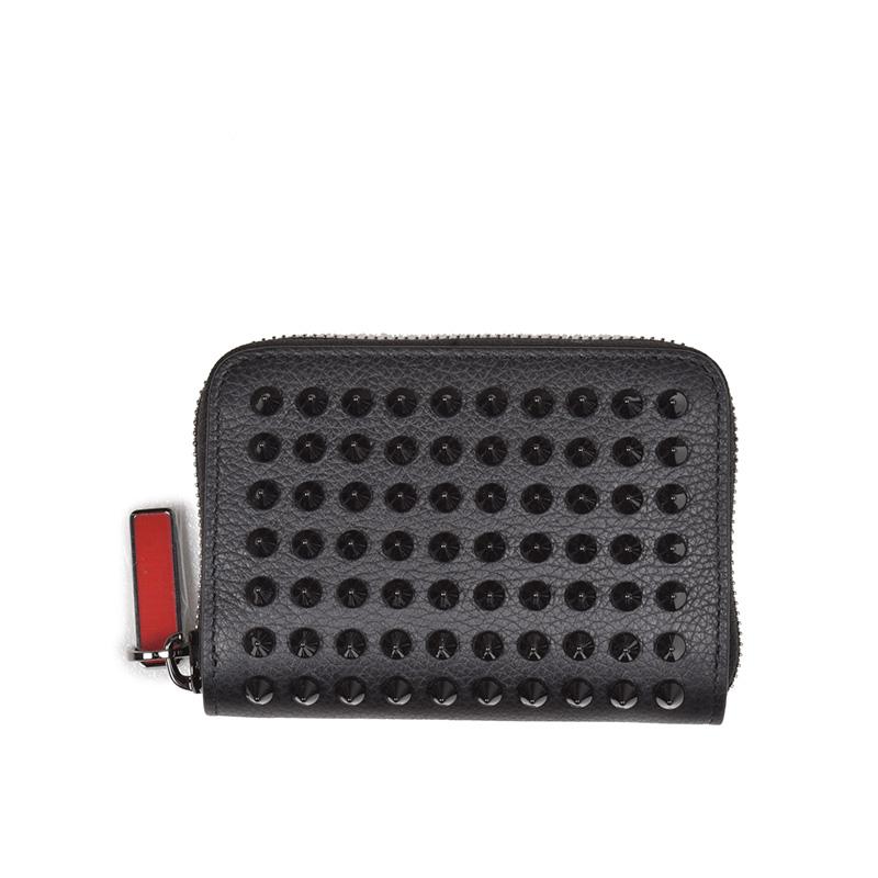 CHRISTIAN LOUBOUTIN クリスチャンルブタン1165052 CM53 コインケース ミニ財布 イタリア正規品 新品