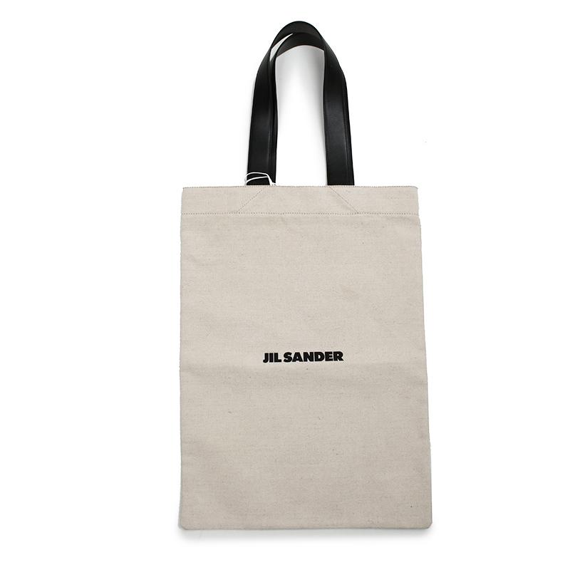 メンズ JIL SANDER ジルサンダー トートバッグ 鞄 MRB73006 102 5☆好評 新品未使用 新品 イタリア正規品 JSMR852457