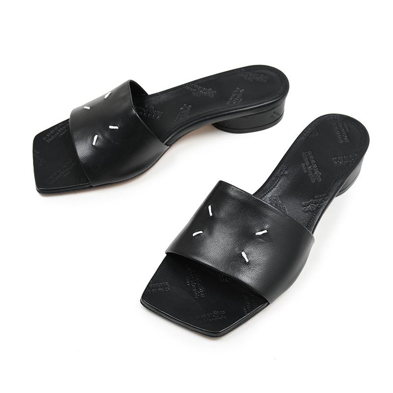 2021SS レディース MAISON MARGIELA メゾン 贈与 マルジェラ ヒール サンダル イタリア正規品 新品 靴 正規品送料無料 S39WX0026 PR869