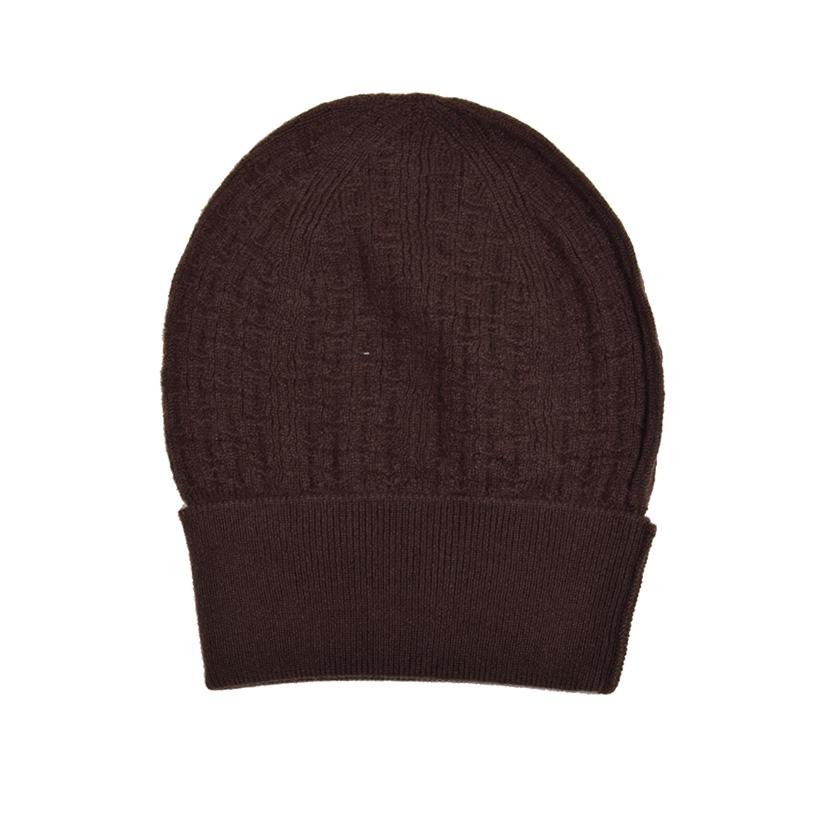 DOLCE&GABBANA ドルチェ&ガッバーナ ドルガバ ダークブラウンカシミヤニットキャップ 帽子 イタリア正規品 GGH06K F31B6 M0817 【sybp】 20P05Dec15 新品