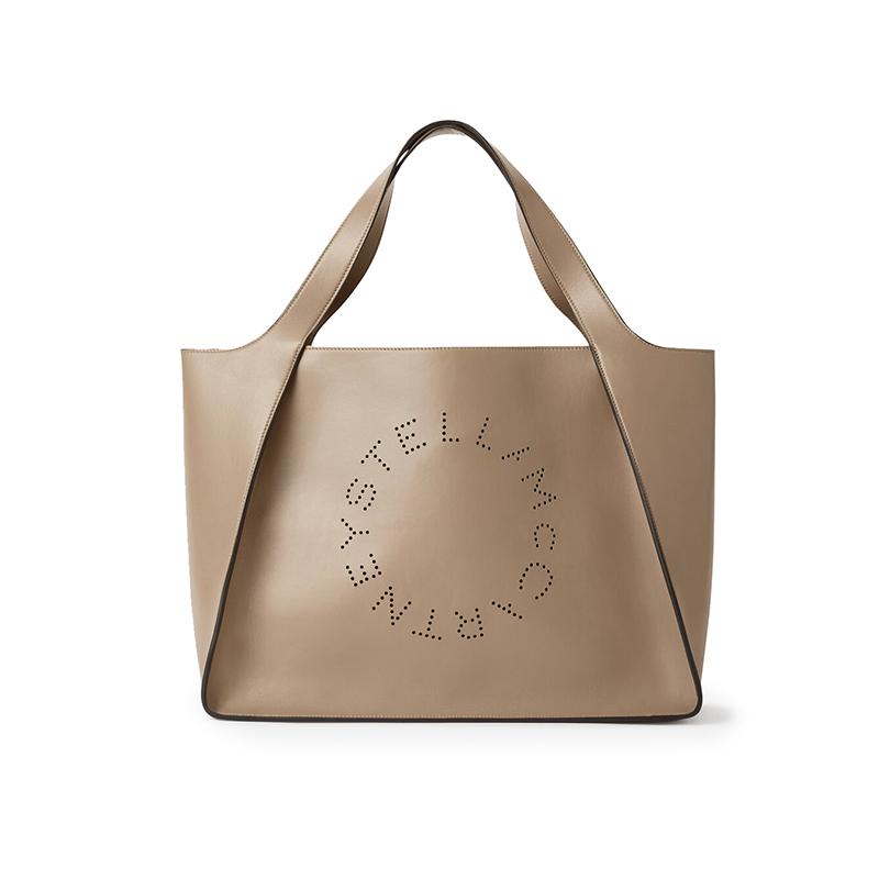 Stella McCartney ステラマッカートニー ロゴ トート バッグ 新品 市場 鞄 W8542 2800 イタリア正規品 502793 クリアランスsale!期間限定!