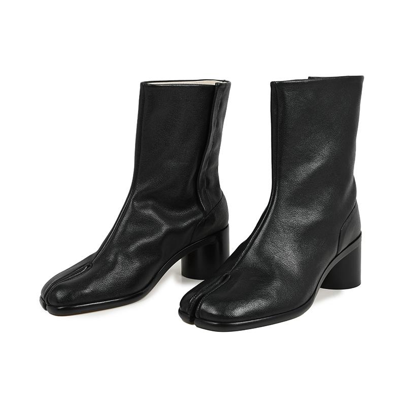 メンズ 足袋ブーツ 6cm MAISON MARGIELA メゾン マルジェラ タビブーツ 靴 イタリア正規品 S57WU0220 P4131 H8686 新品
