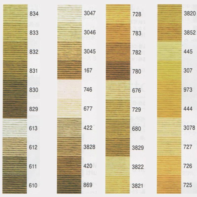 25番刺しゅう糸 DMC 刺しゅう糸 安心の定価販売 25番 刺繍糸 定価 ししゅう #25