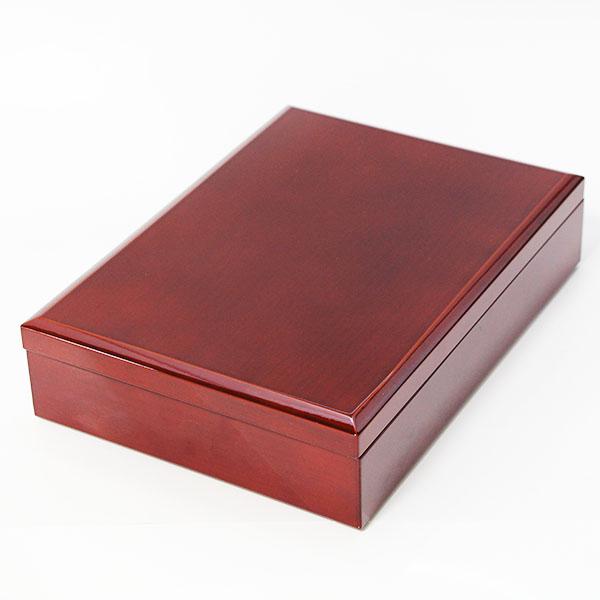 文庫 春慶 文箱 A4サイズ 漆器 ファイルボックス 国産 日本製