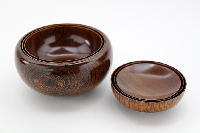 Corresponding amount instrument Keyaki (Japanese wooden lacquer ware)