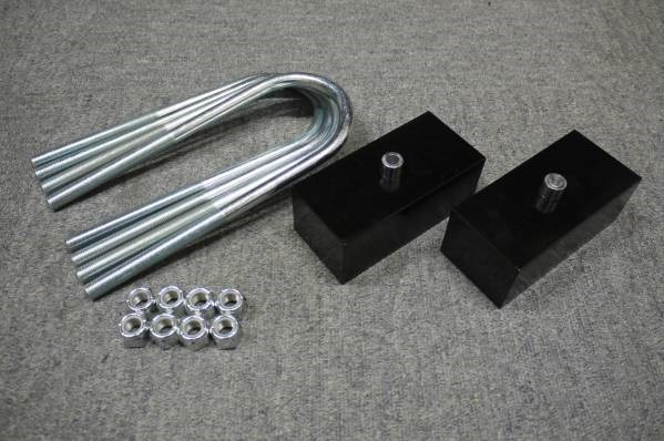 MAZDA プロシード 2インチ リフトアップ ブロックキット(Uボルト:240mm)