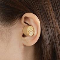 数量限定アウトレット最安価格 耳にすっぽり集音器2 送料無料 目立たない耳穴集音器 ☆新作入荷☆新品 集音器 メール便 耳穴式 AKA-106 補聴器型