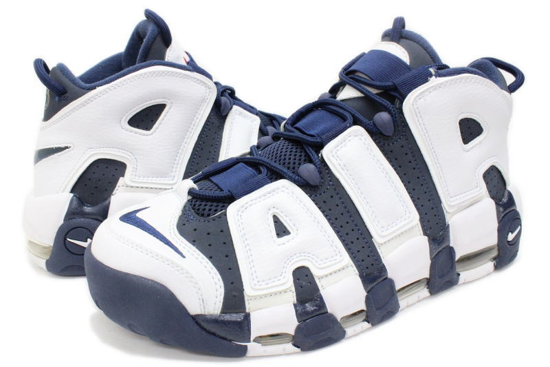 414,962-401 NIKE AIR MORE UPTEMPO OLYMPIC nike air more up tempo Olympics