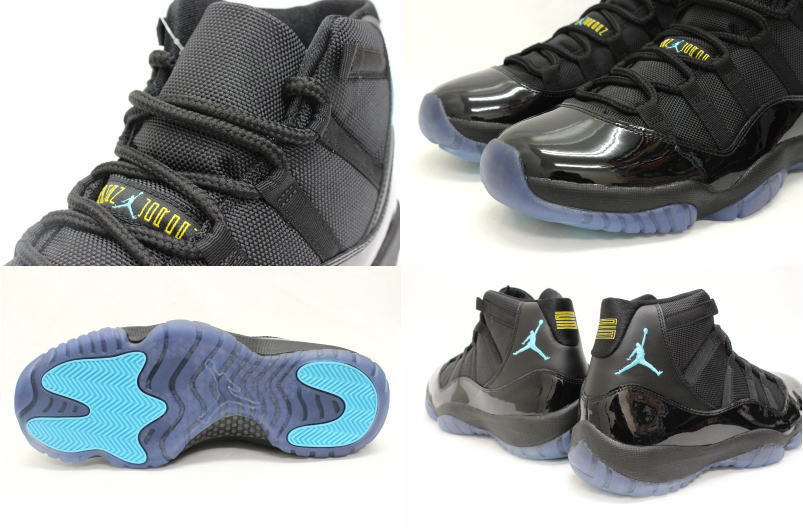 049610d8999 ... 11 378,037-006 NIKE AIR JORDAN RETRO GAMMA BLUE nike Air Jordan 11  nostalgic gamma