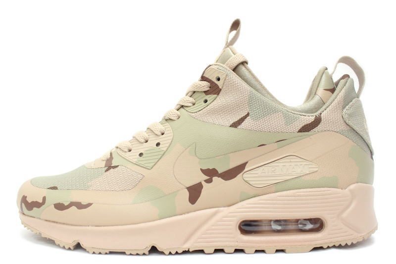 more photos d7b44 6df30 90 649,855-200 90 NIKE AIR MAX SNEAKERBOOT MC SP US CAMO Kie Ney AMAX  sneakers boots United States Armed Forces duck camouflage