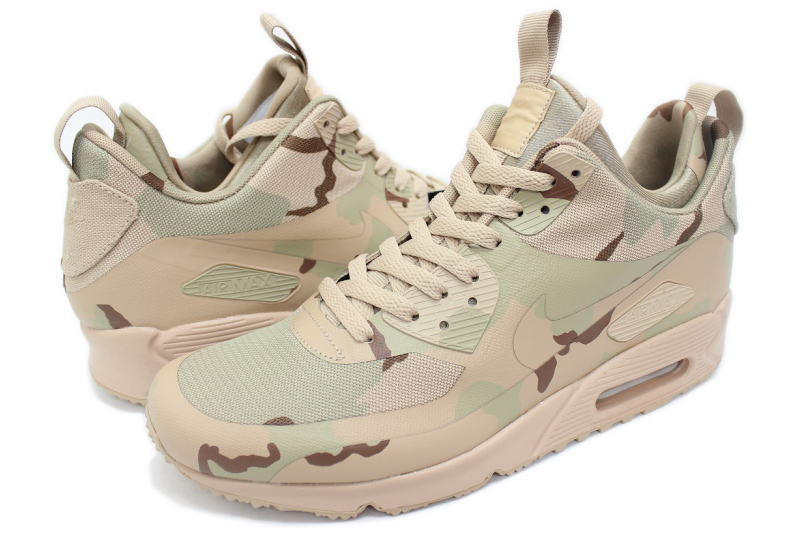 more photos adc6a 9472f 90 649,855-200 90 NIKE AIR MAX SNEAKERBOOT MC SP US CAMO Kie Ney AMAX  sneakers boots United States Armed Forces duck camouflage