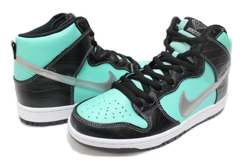 9af4dc2ffe ... 653,599-400 NIKE X DIAMOND SUPPLY CO DUNK HIGH PREMIUM SB TIFFANY nike  dunk high ...