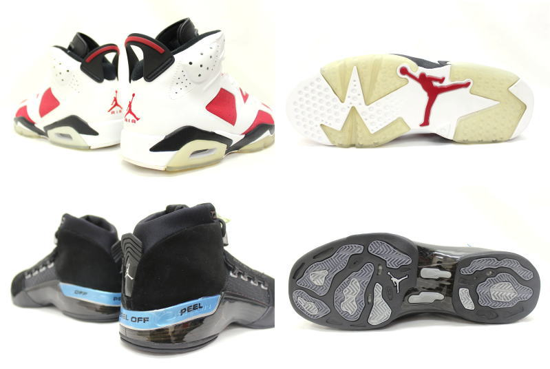 9c841ba6f5353b NIKE JORDAN COLLEZIONE 17   6 COUNT DOWN PACK two-legged set 323939-991  Carmine Nike Air Jordan countdown Pack