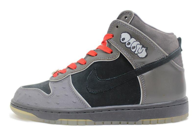 buy popular b1a38 4ff1e NIKE DUNK HIGH PREMIUM SB MF DOOM 313,171-004 Nike dunk high premium S B M  F ドゥーム