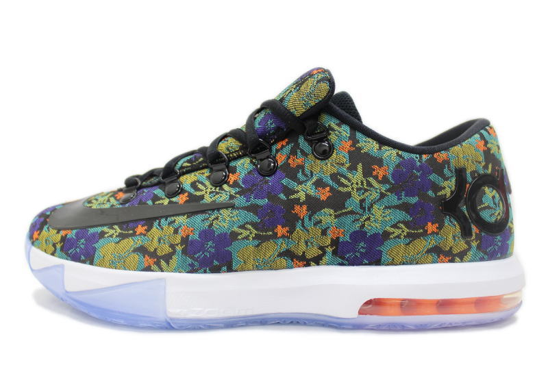 0abd41e418f ... clearance 652120 900 nike kd vi ext qs floral nike kd 6 floral kevin  durant 85d04