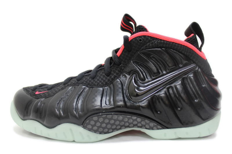 new product 8efd0 5e3a9 616,750-001 NIKE AIR FOAMPOSITE PRO PRM YEEZY ナイキエアフォームポジットプロイージー black X  pink