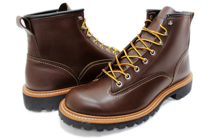 "2933 6 inches of REDWING lineman boots chocolate REDWING JAPAN regular article red wing 6""LINEMAN RW 2933"
