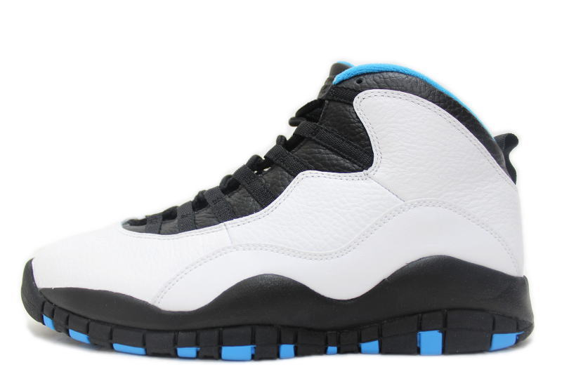 NIKE AIR JORDAN 10 RETRO POWDER BLUE 310805-106 Nike Air Jordan 10 retro  powder blue 08d0b25c0