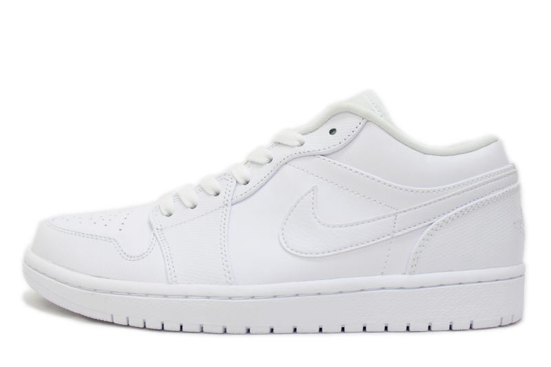 a24e4ee0ce11e8 NIKE AIR JORDAN 1 LOW white   white 553558-102 white Nike Air Jordan 1 low
