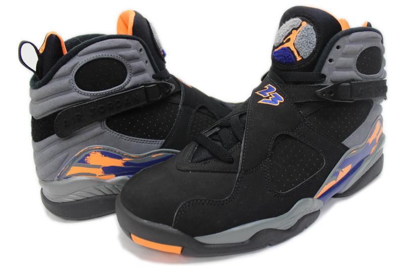 9d5b0d2b285 ... NIKE AIR JORDAN 8 RETRO PHOENIX SUNS 305381-043 Nike Air Jordan 8 retro  Phoenix ...