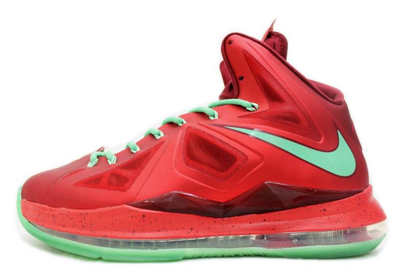 Lebron Christmas 10.Christmas 541100 600 10 Nike Lebron Nike Lebron 10 Christmas Reblon X
