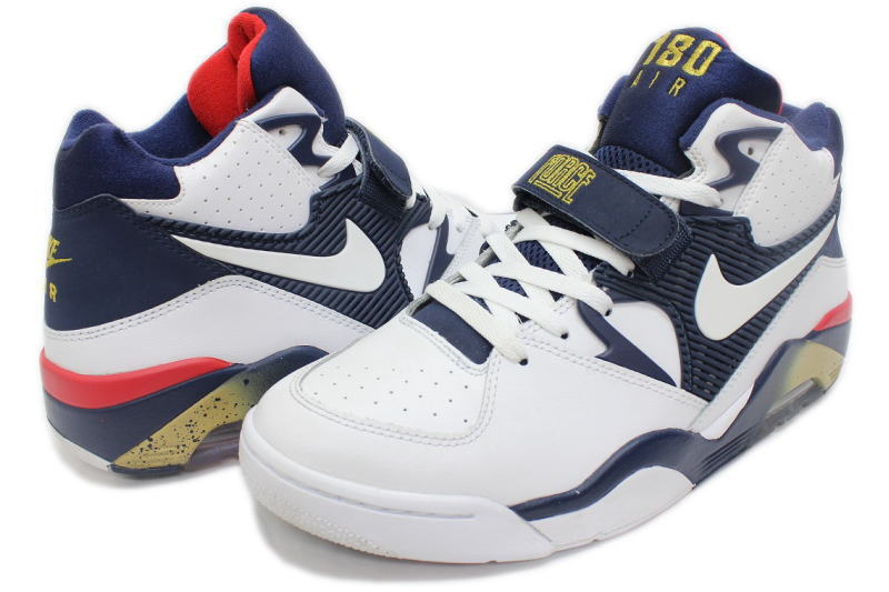 sneakers for cheap e68c1 109b7 NIKE AIR FORCE 180 OLYMPIC DREAM TEAM PACK 310095-100 Nike air force 180  Charles Barkley Olympic dream team Pack