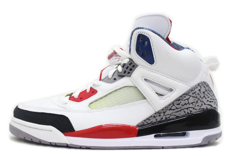 info for 14480 5a0bf NIKE AIR JORDAN SPIZ ' IKE FRESH SINCE 1985 EDT 315371-165 Nike Air Jordan  spisak SPIZIKE white / blue / red
