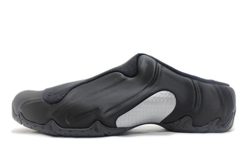 innovative design 4b2b0 e8722 NIKE SOLO SLIDE Black   Silver 644585-001 Nike solos ride form posit  sandals ...