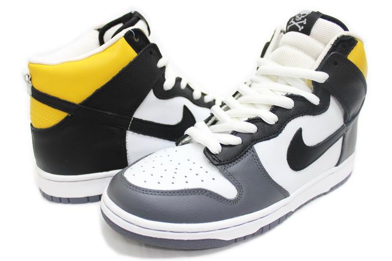best service c0757 b9e06 NIKE DUNK HIGH PRO SB DANIEL SHIMIZU 305050-101 Nike Dunk Hi Pro SB Daniel  Shimizu Macross Valkyrie